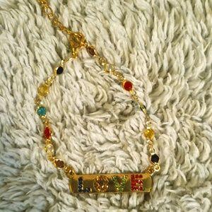 Jewelry - Handmade LOVE bracelet